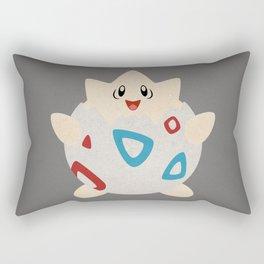Paper Togepi Rectangular Pillow