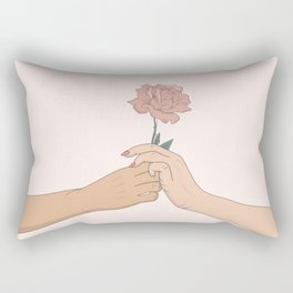I'll Give You The World Rectangular Pillow