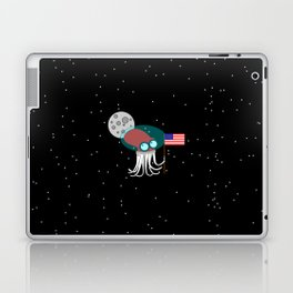 Where No Octopus Has Gone Before Laptop & iPad Skin