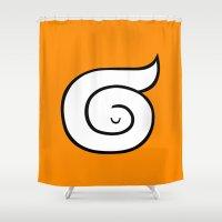 sleep Shower Curtains featuring sleep by simon oxley idokungfoo.com