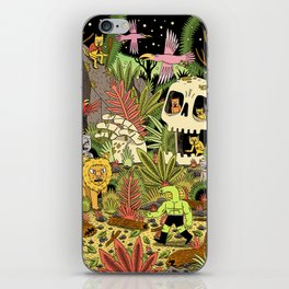 The Jungle iPhone Skin