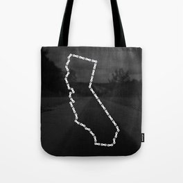 Ride Statewide - California Tote Bag