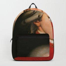 Barbara Krafft - portrait of Mozart Backpack