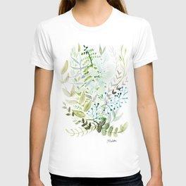 Botanic Greens T-shirt