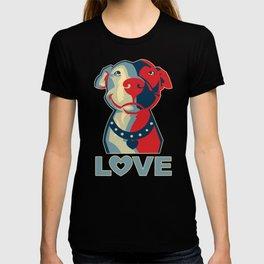 Pitbull - Love T-shirt