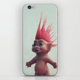 troll iPhone Skin