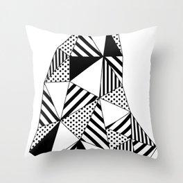 Ijsberg Throw Pillow