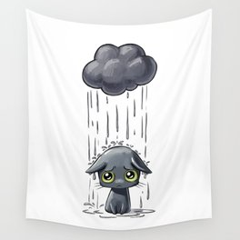 Pouring Wall Tapestry