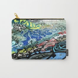 Graffiti is Art Carry-All Pouch