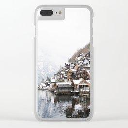 Hallstatt,Austria Clear iPhone Case