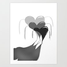 FOLLOW IT Art Print