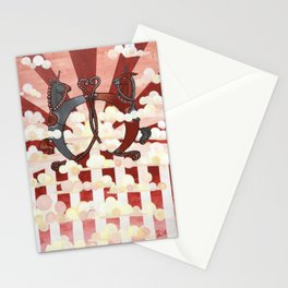 The Conflict II Stationery Cards