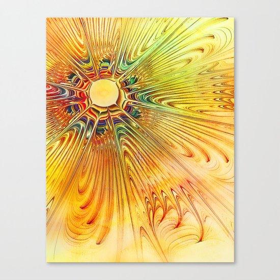 Hello Sunshine! Canvas Print