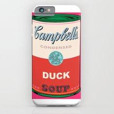 Duck Soup Pop Art iPhone 6s Slim Case