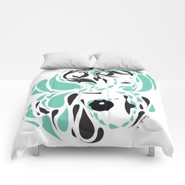 Love me, please love me - Emilie Record Comforters