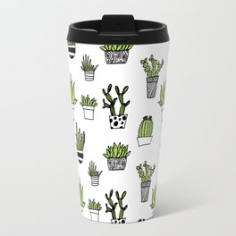 Catus patten Travel Mug