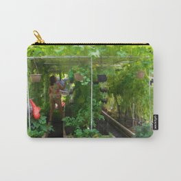 Organic Gardening 2 Carry-All Pouch