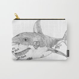 Shark Prank Carry-All Pouch