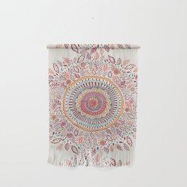 Sunflower Mandala Wall Hanging