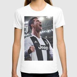 Cristiano Ronaldo Juve CR7 T-shirt