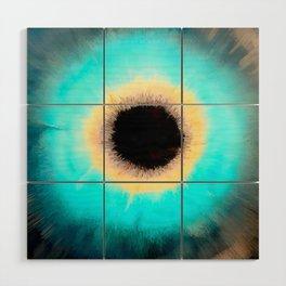 Cosmic Void Black Hole 3 Wood Wall Art