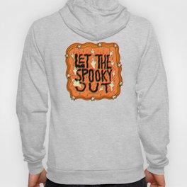 Let the Spooky Out in 3D Hoody