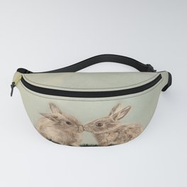 love is in the air Fanny Pack
