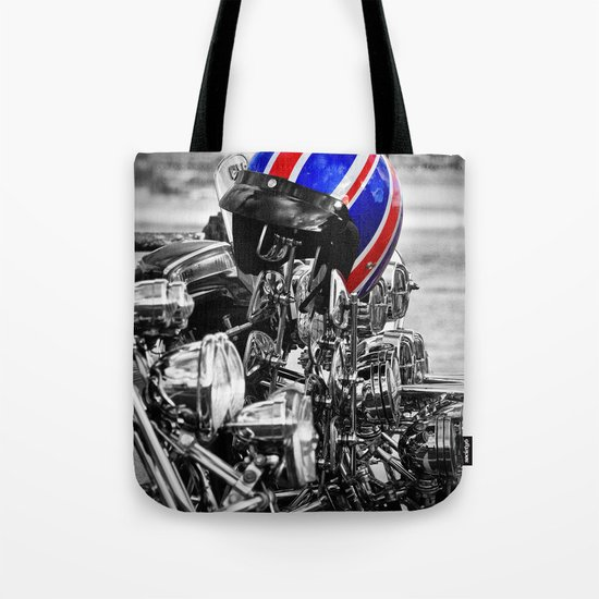 This is the modern world Tote Bag