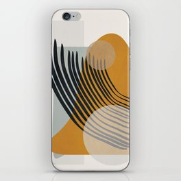 Abstract Shapes 33 iPhone Skin