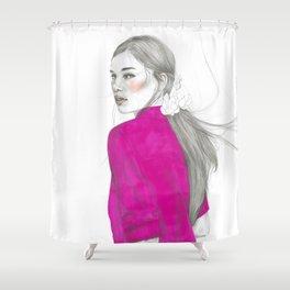 MÍRAME Shower Curtain