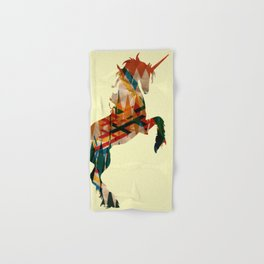 Unicorn Hand & Bath Towel