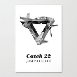 Catch 22 Canvas Print