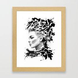 Torrential I Framed Art Print
