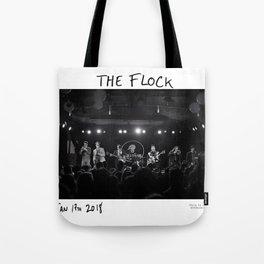 Birds in the Boneyard, Print 10: The Flock Tote Bag