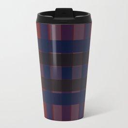 Bluri Squares Travel Mug