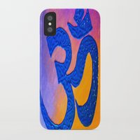 ohm iPhone & iPod Cases featuring Ohm by KD Ives