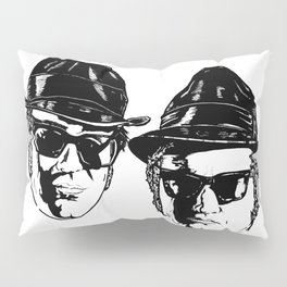 The Blues Brothers - Can You See The Light? Pillow Sham
