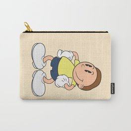 Vintage Morty Carry-All Pouch