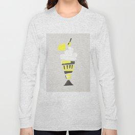 Ice Cream Sundae Long Sleeve T-shirt