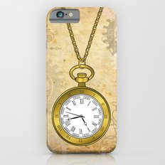Tempus Fugit Slim Case iPhone 6s