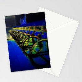 Blue Monday Stationery Cards