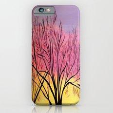Winter's blush Slim Case iPhone 6s