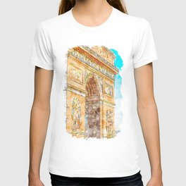 Paris Panorama T-shirt