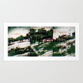 look 03 17 Art Print