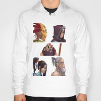 gorillaz Hoodies featuring Diablo Days by Philtomato