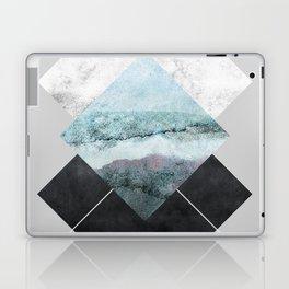 Geometric Textures 14 Laptop & iPad Skin
