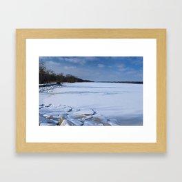 Frozen Fever Framed Art Print