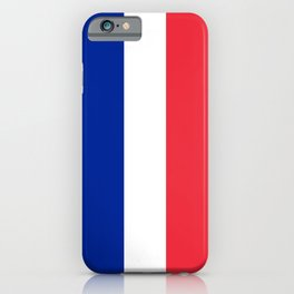 Flag of France - French Flag iPhone Case
