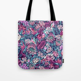 Stand Out! (electric blue) Tote Bag
