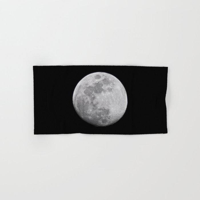 Moon #lunar Hand & Bath Towel